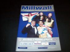 Millwall v Oldham Athletic, 2000/01